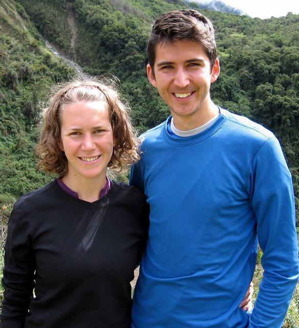 Photo of Christopher Porter & Emily Beam2