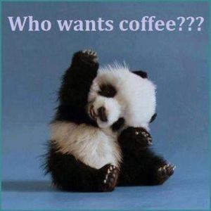 Who wants coffee???