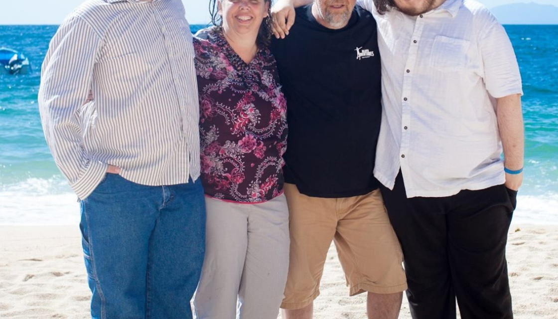 Photo of Kathy, Brent, Kris and Ketih Buell