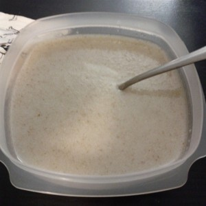 Photo of Tara-lee's cream of wheat breakfast