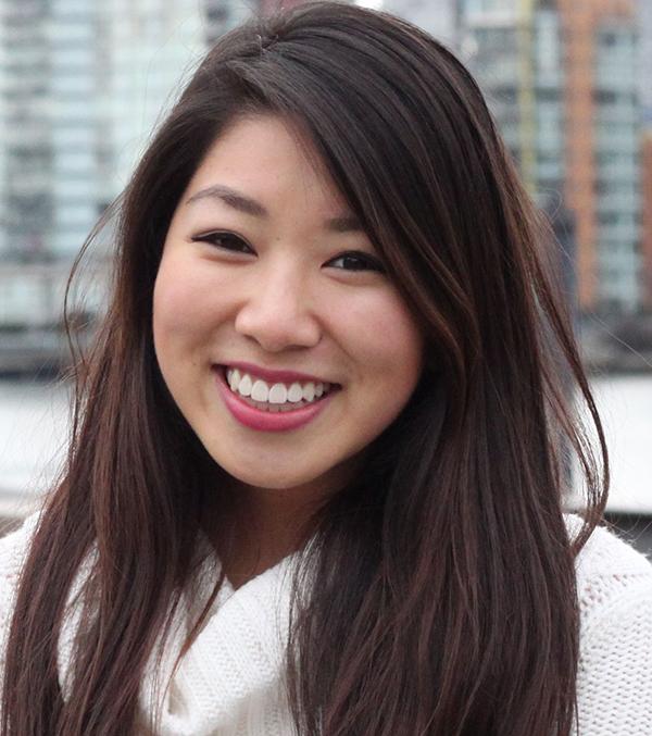 Photo of Elizabeth Yu