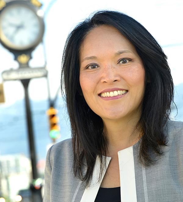 Photo of Jenny Kwan