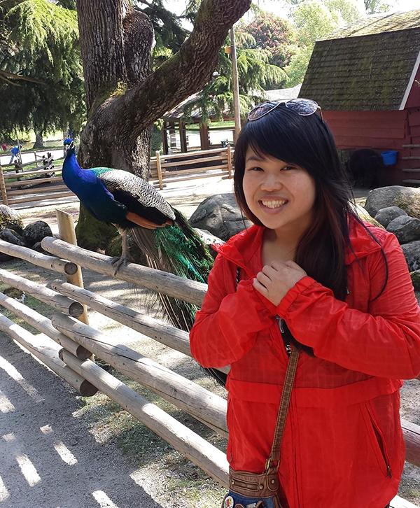 Photo of Lily Wong