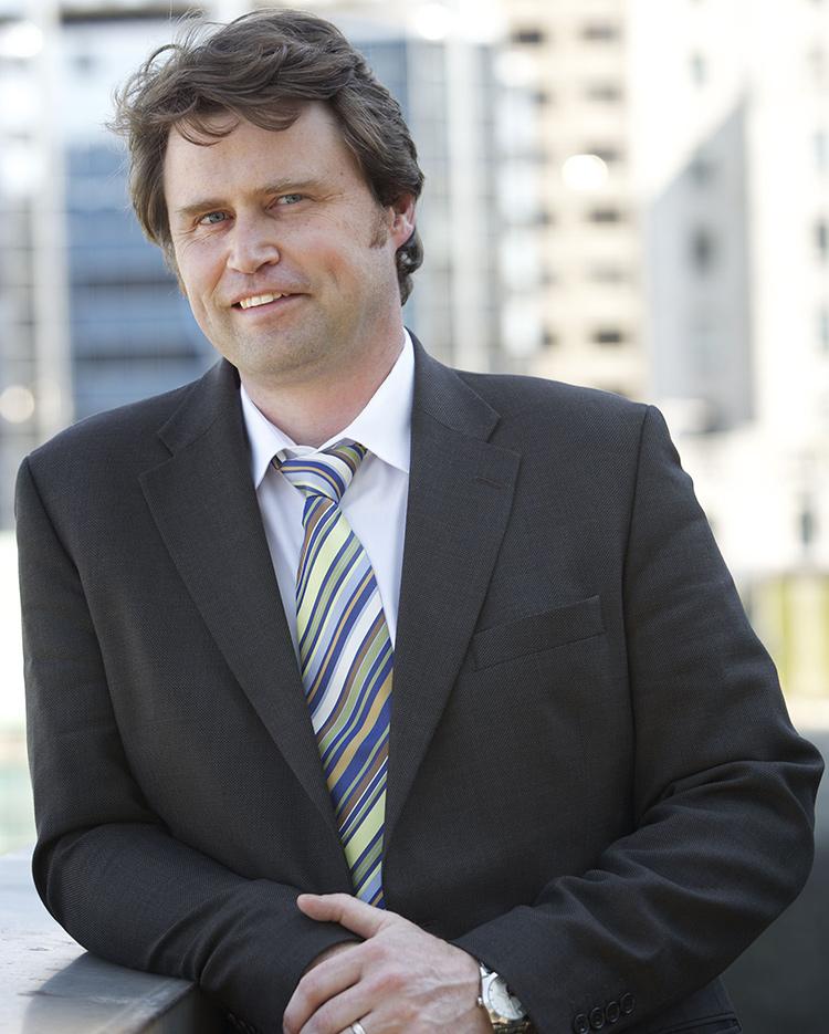Photo of Derek Gent
