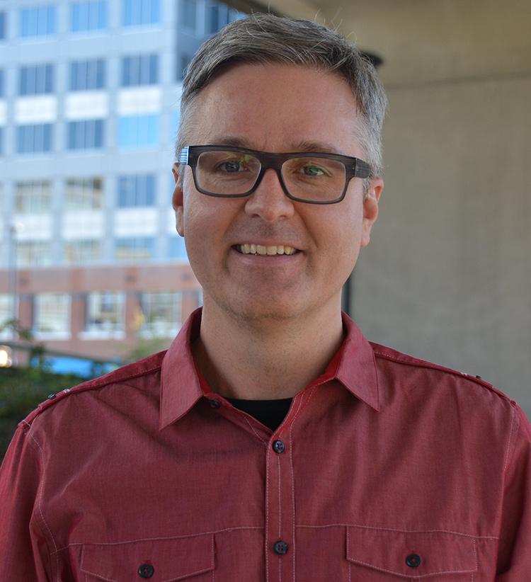 Photo of Glen Hansman