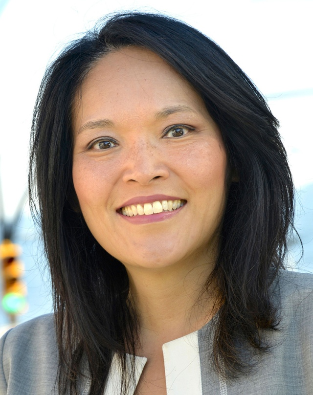 Photo of Jenny Kwan