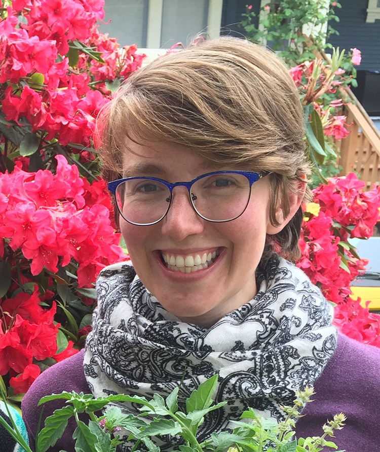 Photo of Leila Geggie Hurst