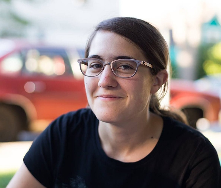 Photo of Lena Danyluk