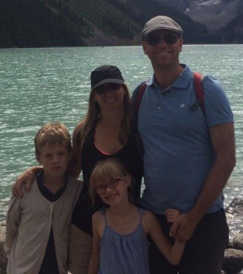 Photo of the Stott Family