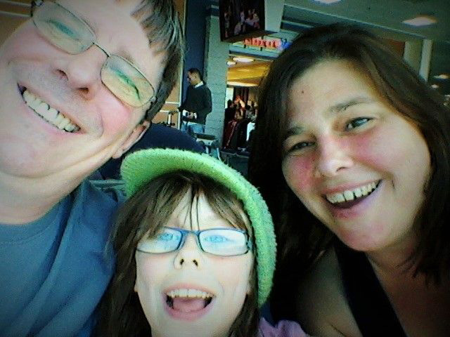 Photo of the Whittam family