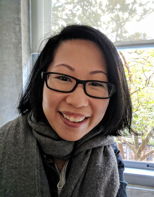Photo of Esther Yuen