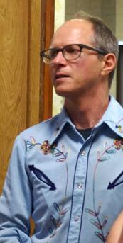 Photo of Ian Marcuse